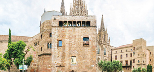 Gaudi-Museum-venue-ticket-check-C6-Powerful-Android-Mobile-Terminal